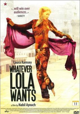 Whatever Lola Wants - Poster - USA
