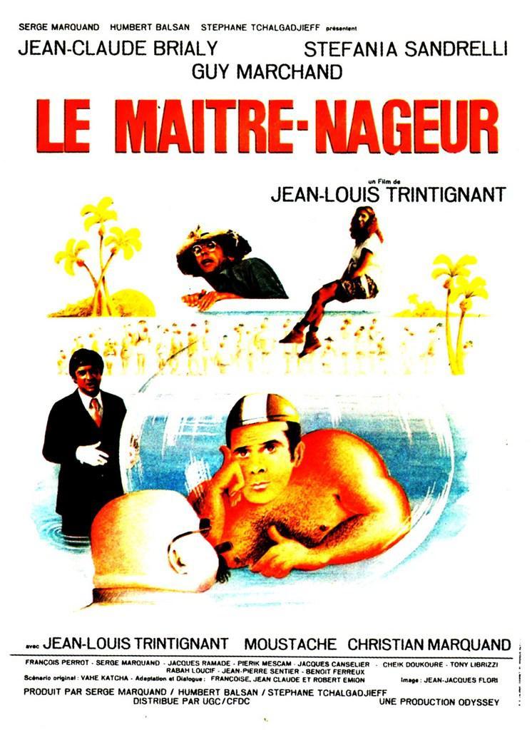 Le Maître-nageur
