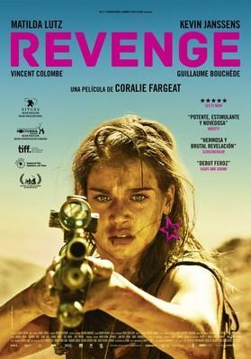 Revenge - Poster - Spain