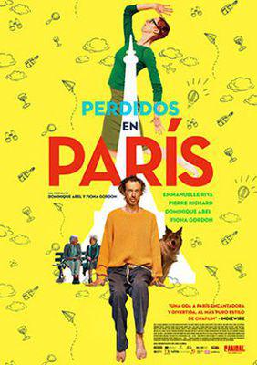 Lost in Paris - Poster - Mexico