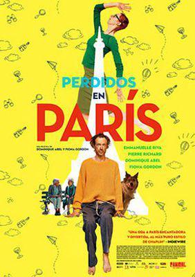 Paris pieds nus - Poster - Mexico