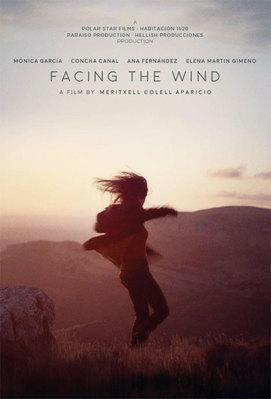 Con el viento - Poster - International