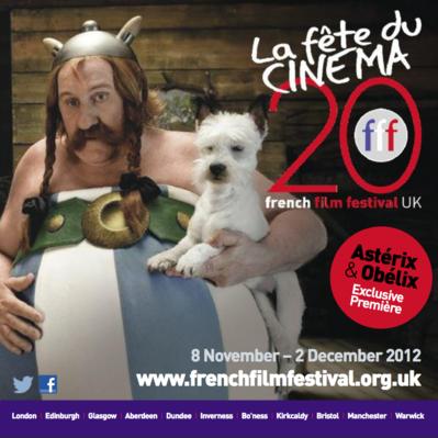 ロンドン-フレンチフィルムフェスティバルUK - 2012