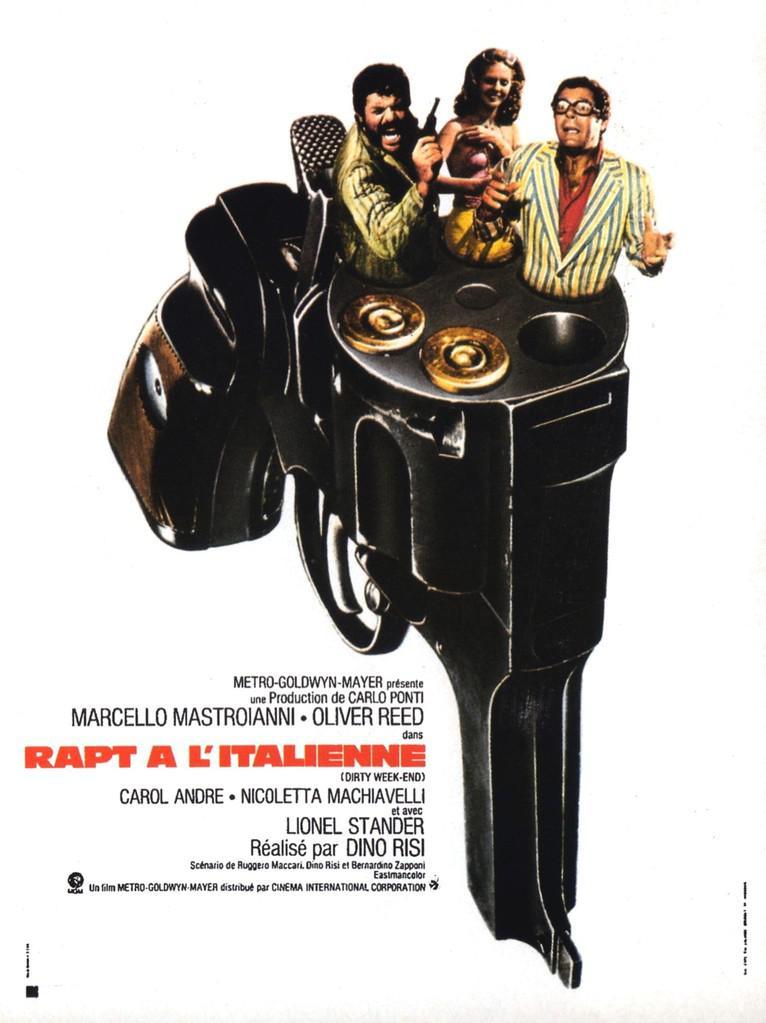dirty weekend 1972 unifrance films