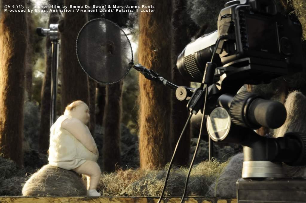 Festival Internacional de Cine de Animación Espinho (Cinanima) - 2012