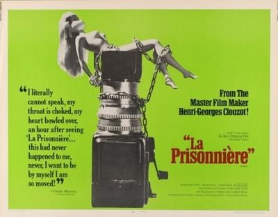 La Prisionera - Affiche anglaise