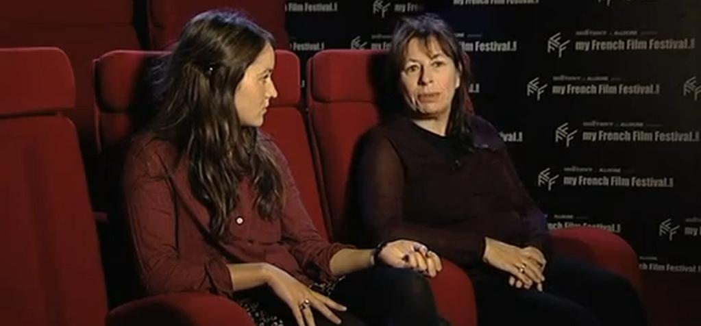 Interview Isabelle Czajka / Anaïs Demoustier