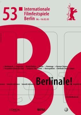 ベルリン国際映画祭 - 2003