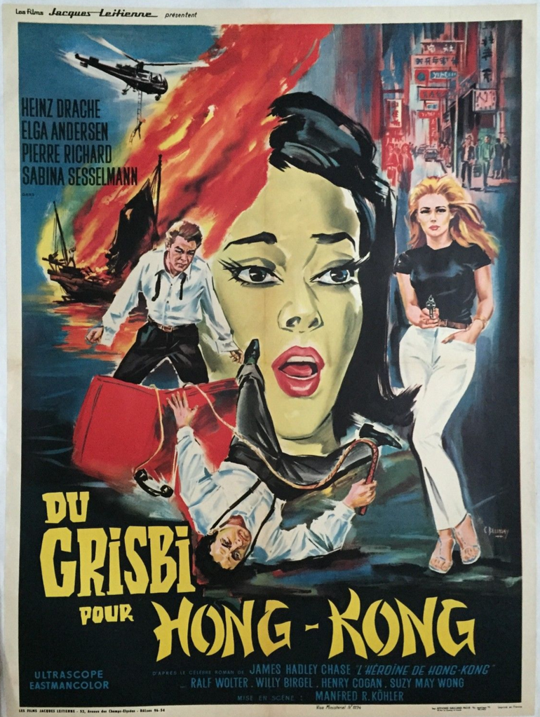 Du grisbi pour Hong-Kong