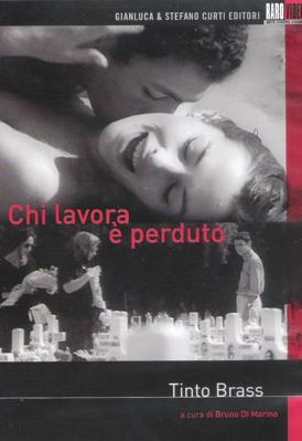 Qui travaille est perdu - Jaquette DVD Italie
