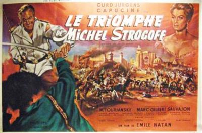 El Triunfo de Miguel Strogoff