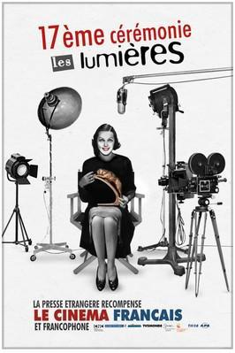 2012 Lumiere Awards lineup - Poster 17ème cérémonie les lumières
