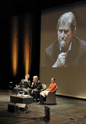 7th Franco-German Film Meetings - Antoine de Clermont-Tonnerre, Peter Sehr - © Benoît Linder / French Co.