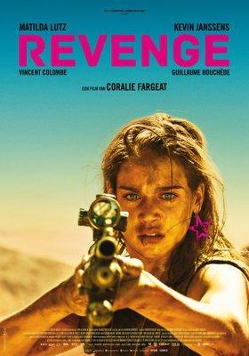 Revenge - Poster - Netherlands