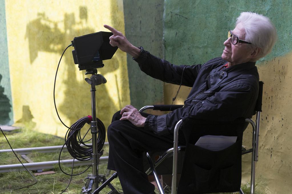 Alain Resnais - ©  F comme film - Arnaud Borrel