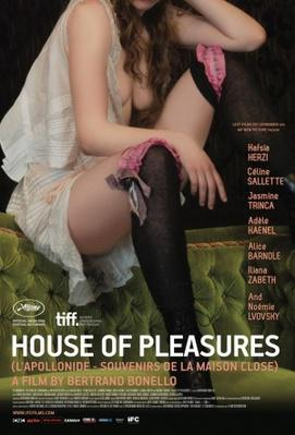 House of Pleasure - Poster - USA