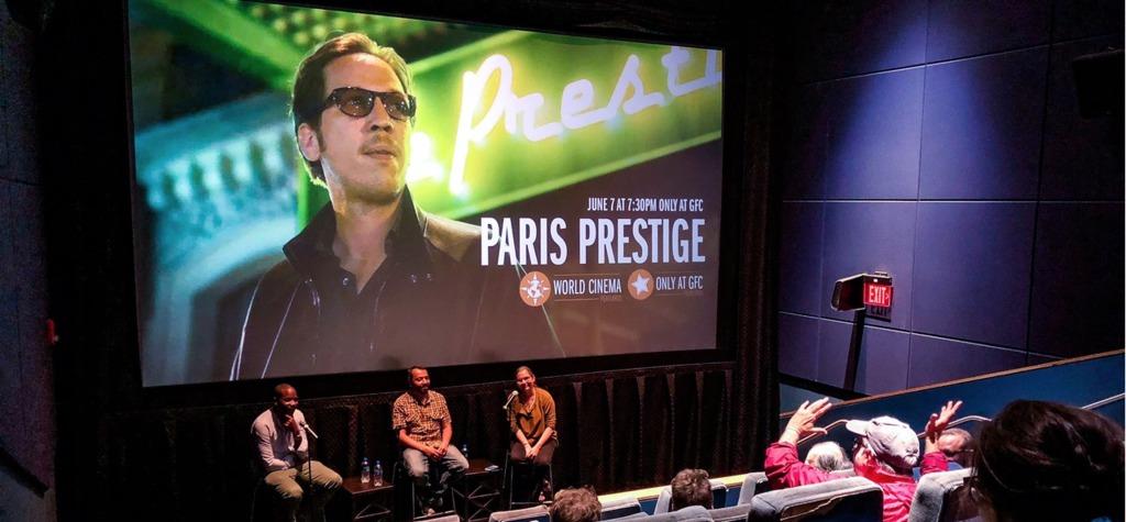 «Los últimos parisinos» de gira por América, con el programa Young French Cinema.