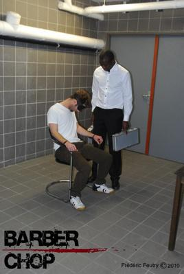 Barber Chop - © Frédéric Feutry