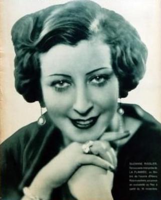Suzanne Rissler