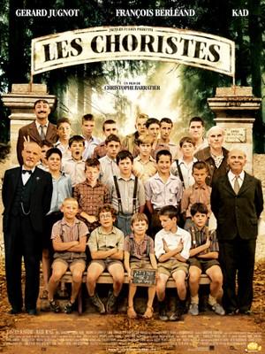 Los Chicos del coro - Poster France