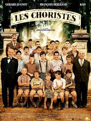 The Chorus - Poster France