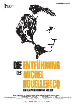 L'Enlèvement de Michel Houellebecq - Poster - Austria