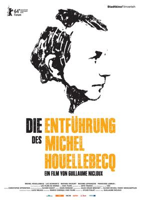 The Kidnapping of Michel Houellebecq - Poster - Austria