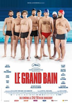 Le Grand Bain - Poster - Belgium