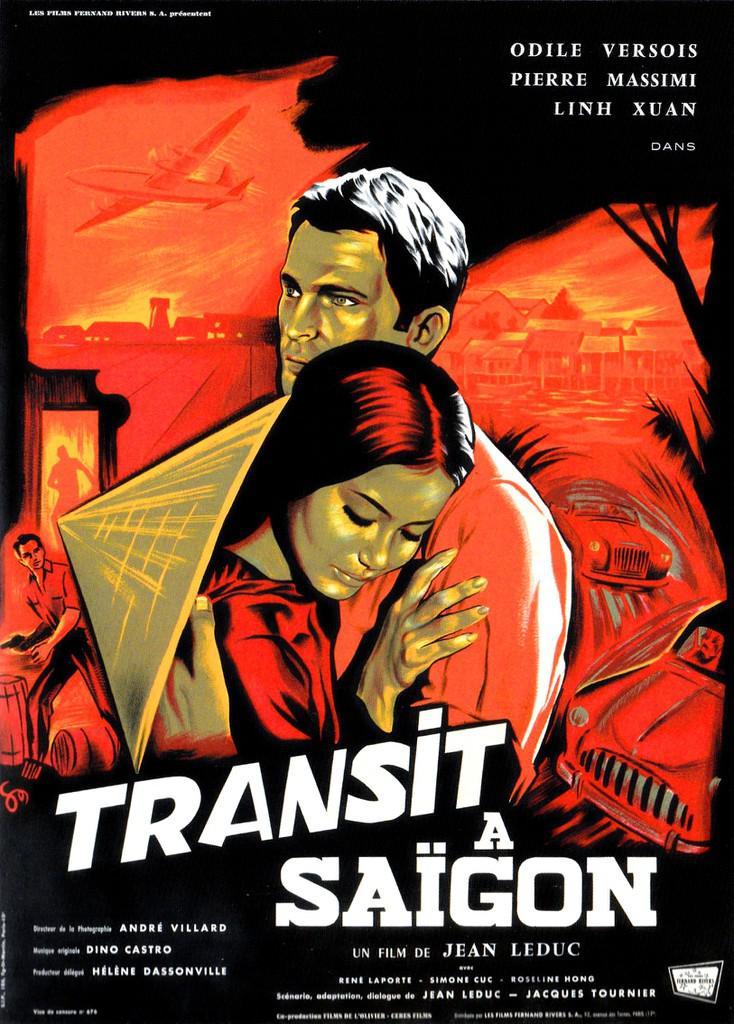 Transit à Saïgon