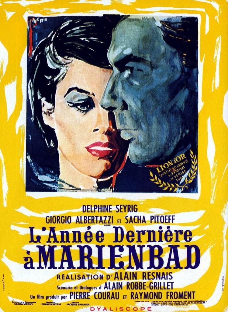 ヴェネツィア国際映画祭 - 1961