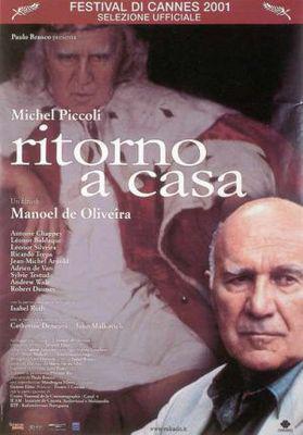 Je rentre à la maison - Poster Italie