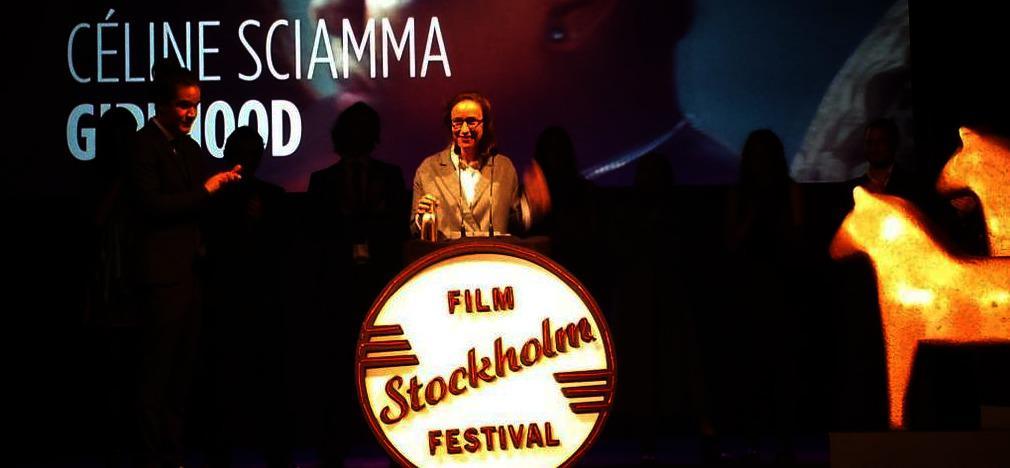 Bande de filles grand gagnant du Festival de Stockholm