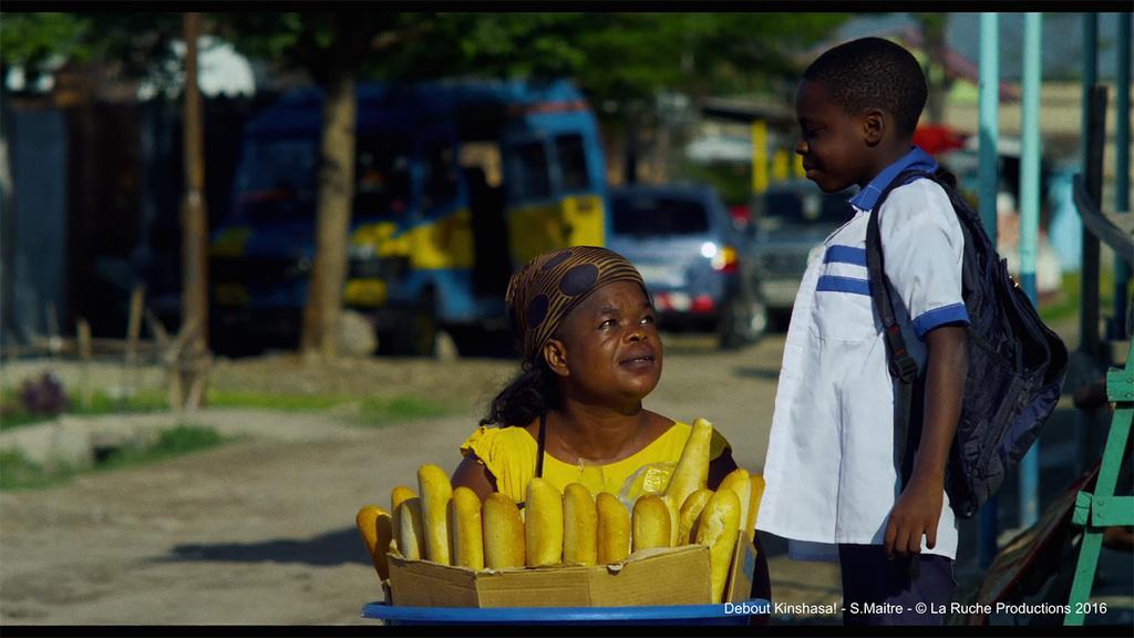 Debout Kinshasa - Festival Vues d'Afrique