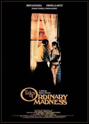 Tales of an Ordinary Madness - Poster Etats-Unis