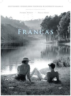Frantz - Poster - Lithuania