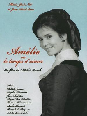 Amélie ou le temps d'aimer