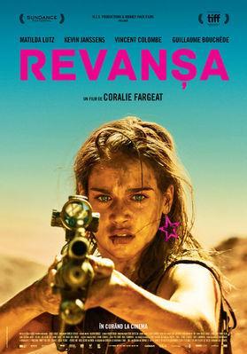 Revenge - Poster - Romania