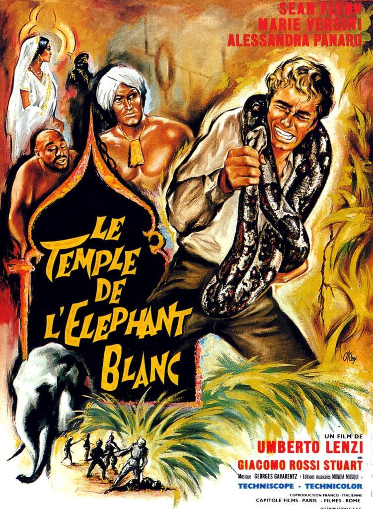 Le Temple de l'Eléphant Blanc