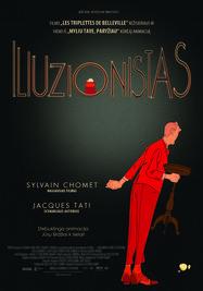L' Illusionniste - Poster - Lituania