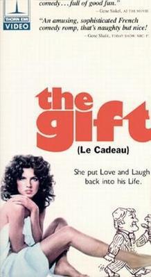 Le Cadeau - Jaquette VHS Etats-Unis