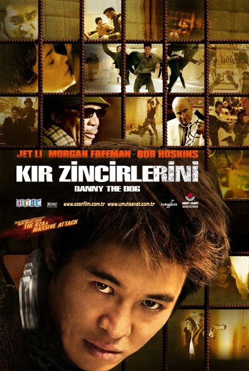 Danny the Dog / ダニー・ザ・ドッグ - Affiche Turquie