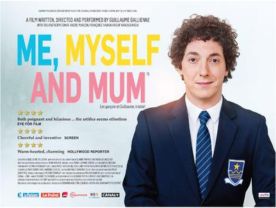 Me, Myself and Mum - Poster - Royaume-Uni