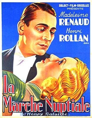 La Marche nuptiale - Poster - Belgium