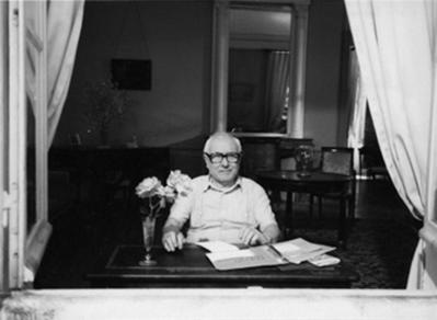 PAB l'enchanteur - Portrait de Pierre-André Benoît