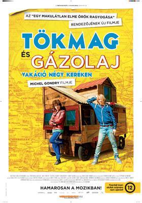 Microbe et Gasoil - Poster - Hungary