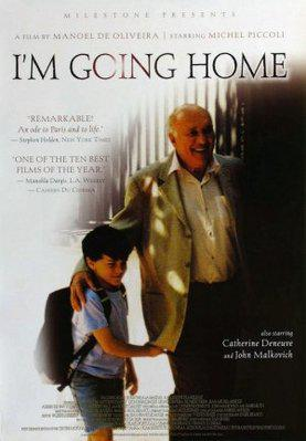 I'm Going Home - Poster États Unis