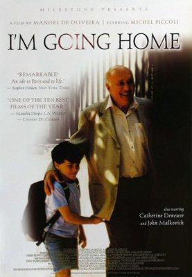 Je rentre à la maison - Poster États Unis
