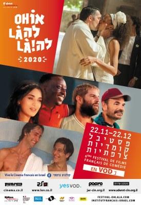 Oh Là Là - Festival de Cine Francés de Humor - 2020