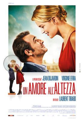 Un hombre de altura - Poster - Italie