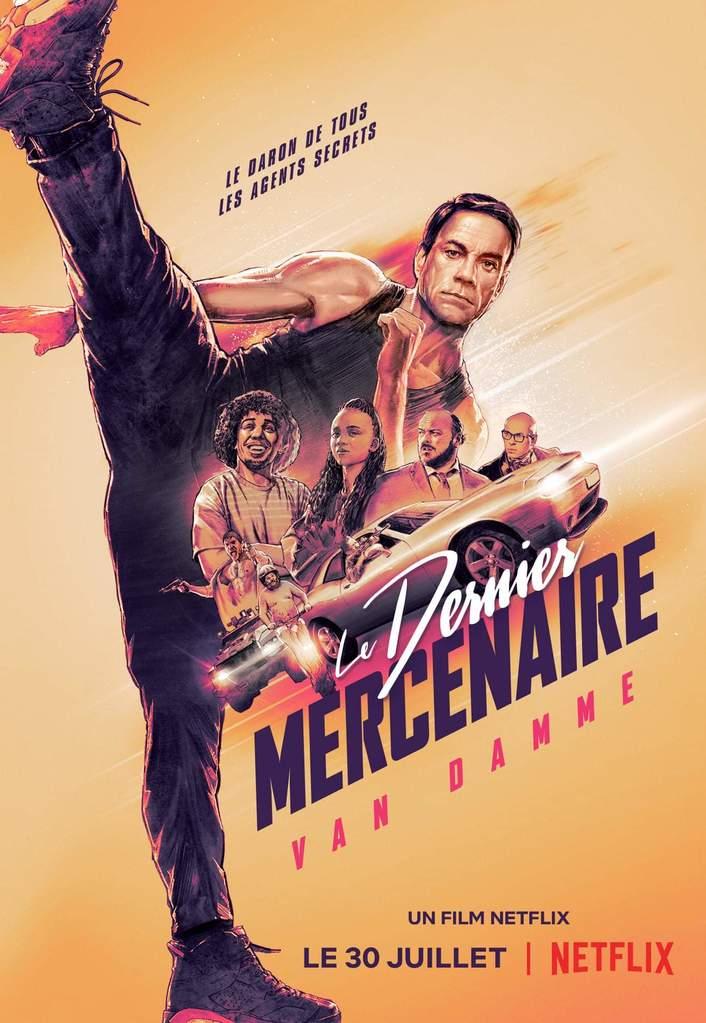 Le Dernier Mercenaire